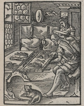 German woodcut